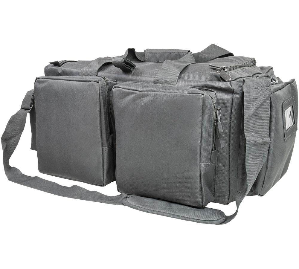 NC Star Expert Range Bag Urban Gray