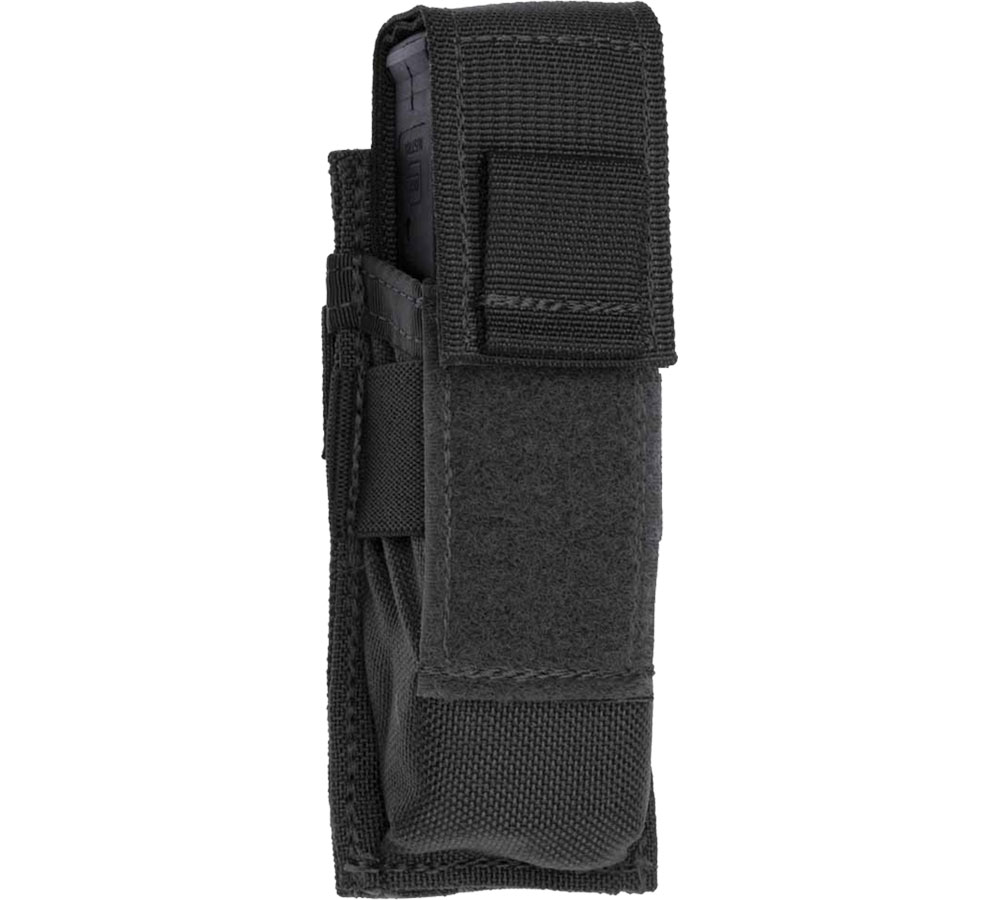 Tac Shield BLACK SINGLE UNI PISTOL MO