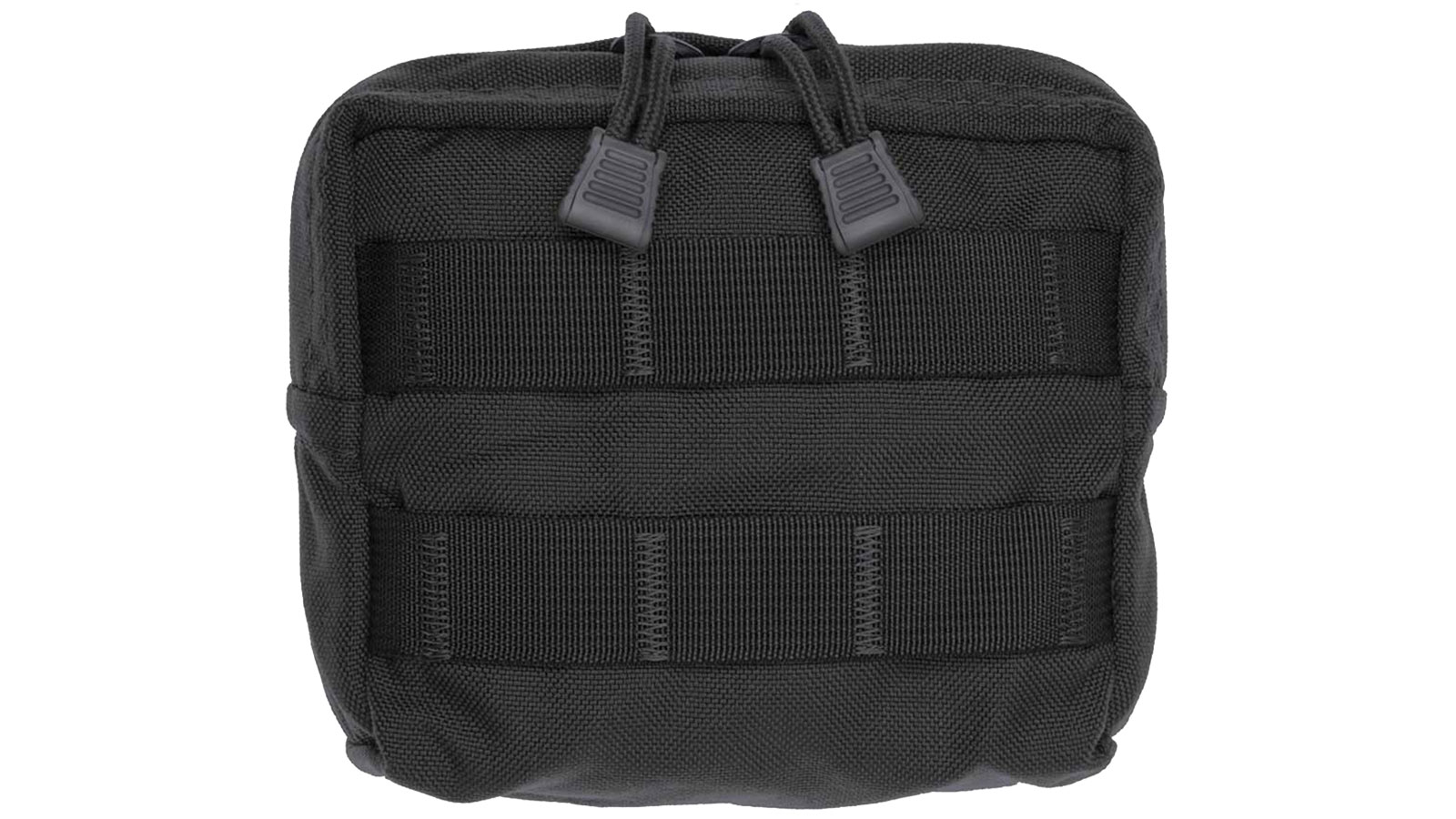 Tac Shield BLACK ZIPPERED UTILITY MOL