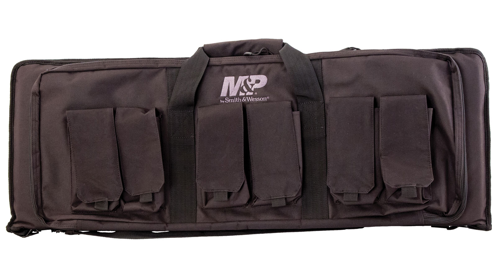 M&P Accessories 110024 Pro Tac Rifle|Shotgun Case Nylon Smooth 36 x 13 in.  x 3 in.  in.