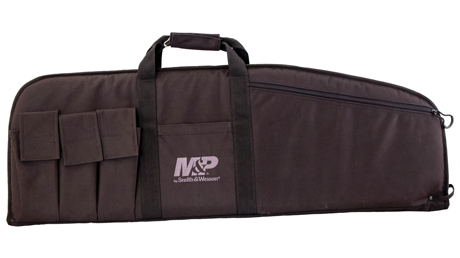 M&P Accessories 110014 Duty Series Small Rifle|Shotgun Case Nylon Smooth