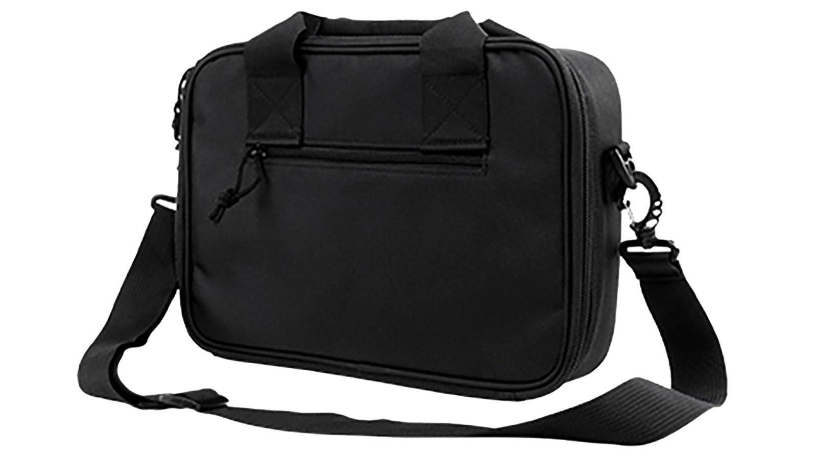 NCStar CPDX2971G Double Pistol Range Bag Pistol Case Green Double Pistol Range Bag
