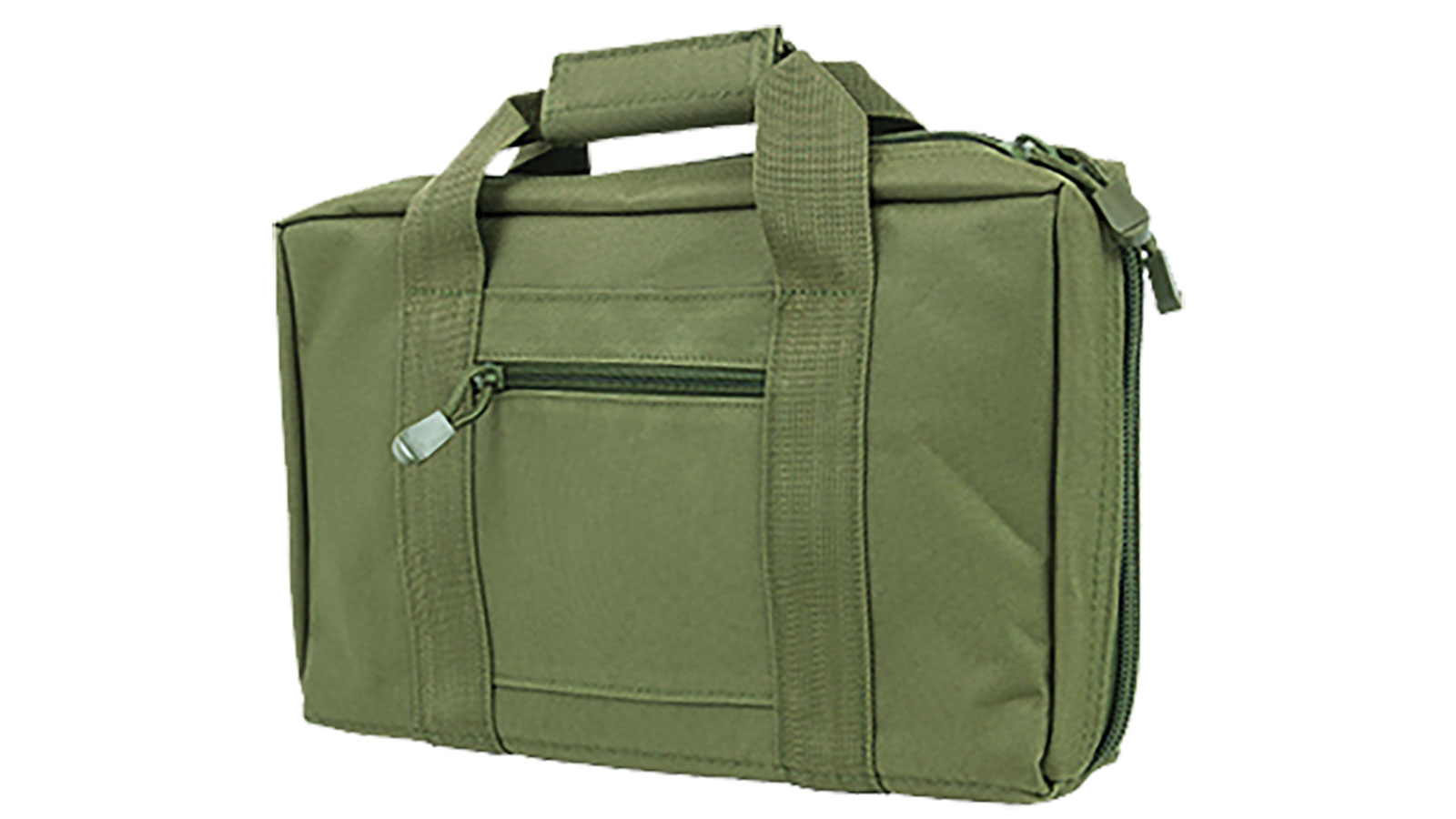 NC Star Discreet Pistol Case Green