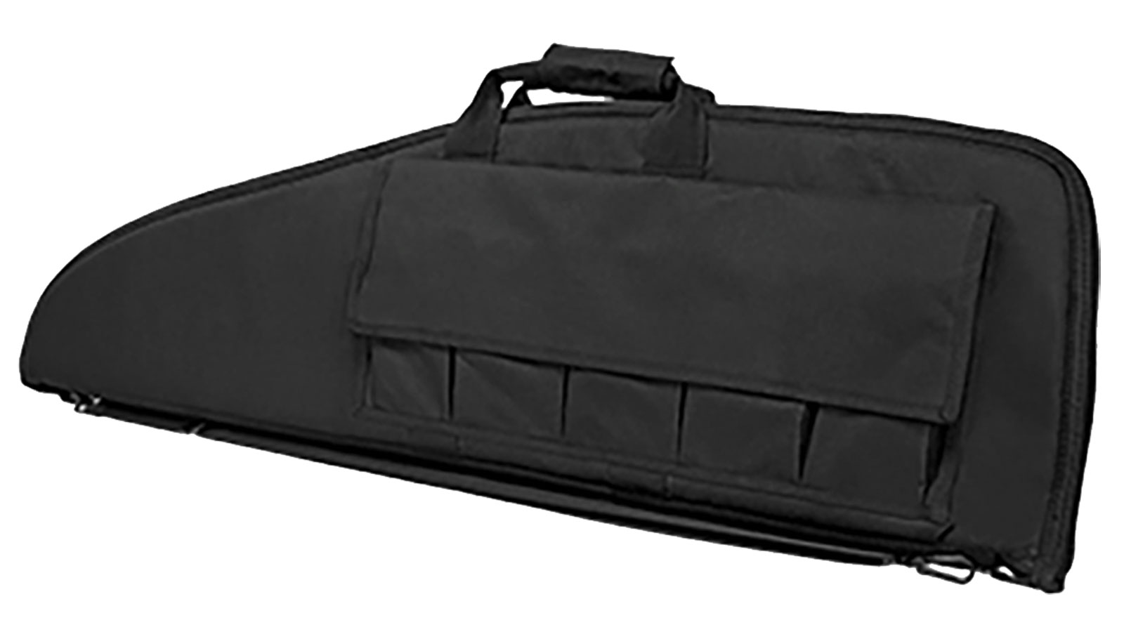 NCStar CV2907-40 2907 Rifle Case 40 PVC Tactical Nylon Black in.