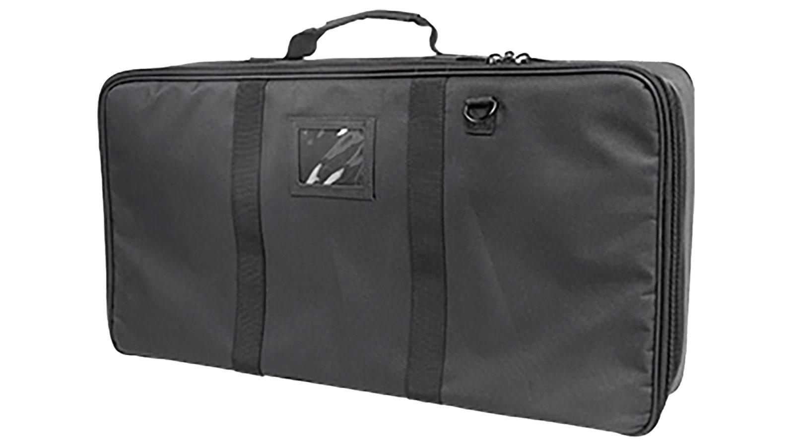 NCStar Discreet Carbine Case|Black|26-inch Lx13H