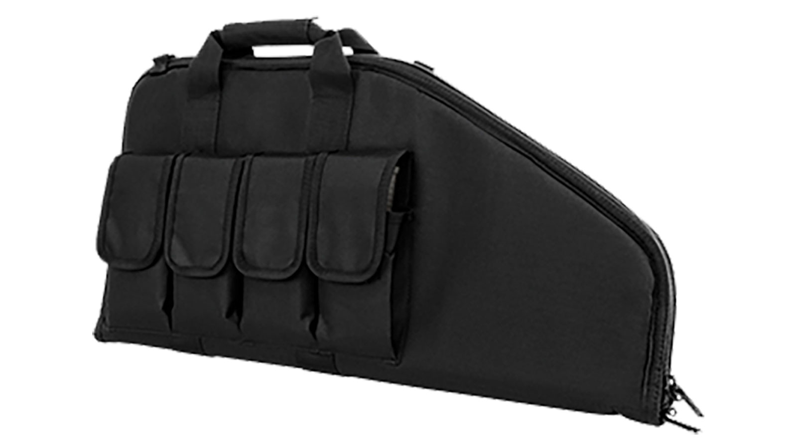 NC Star 28&quot Tactical Subgun AR and AK Pistol Case Black