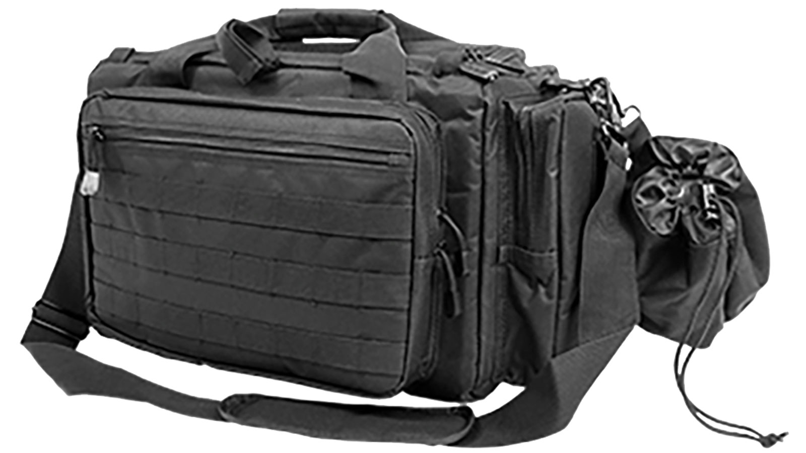 NCStar CVCRB2950B Competition Range Bag  Black Competition Range Bag