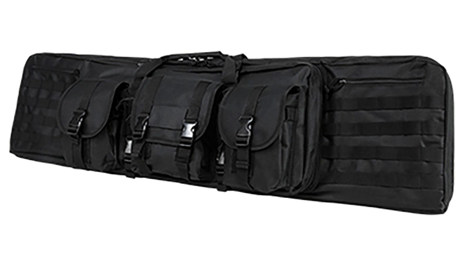 NC Star Double Carbine Case 46&quot Black