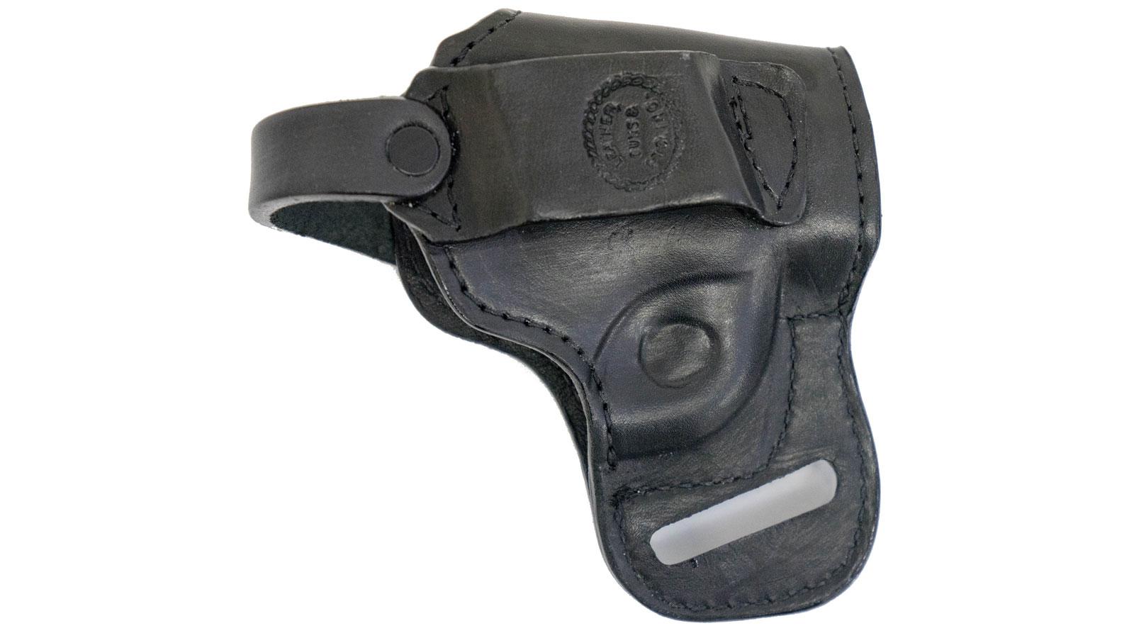 Bond Arms BACKUP Leather HOLST RH BLK