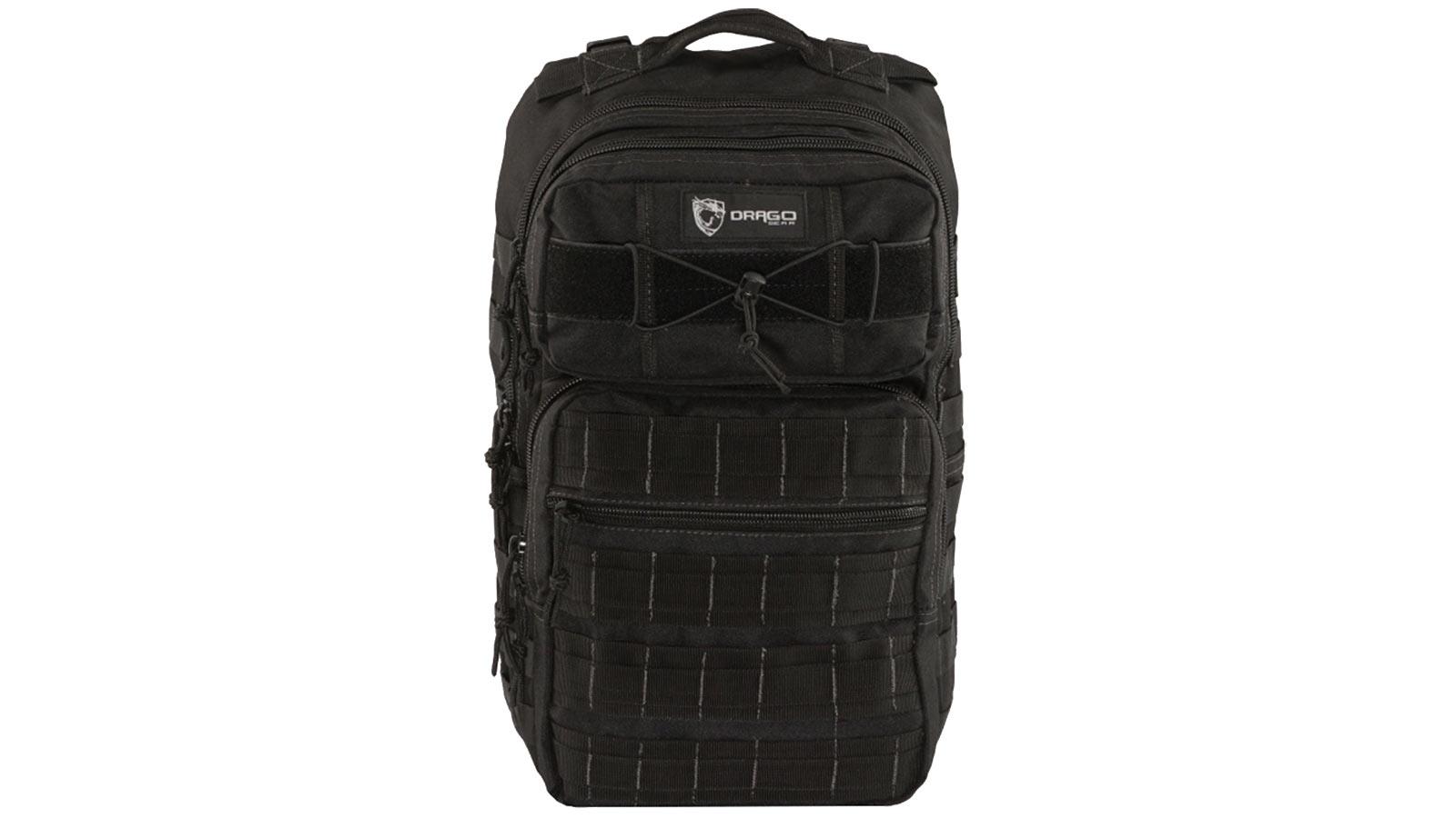 Drago Ranger Laptop Backpack Black