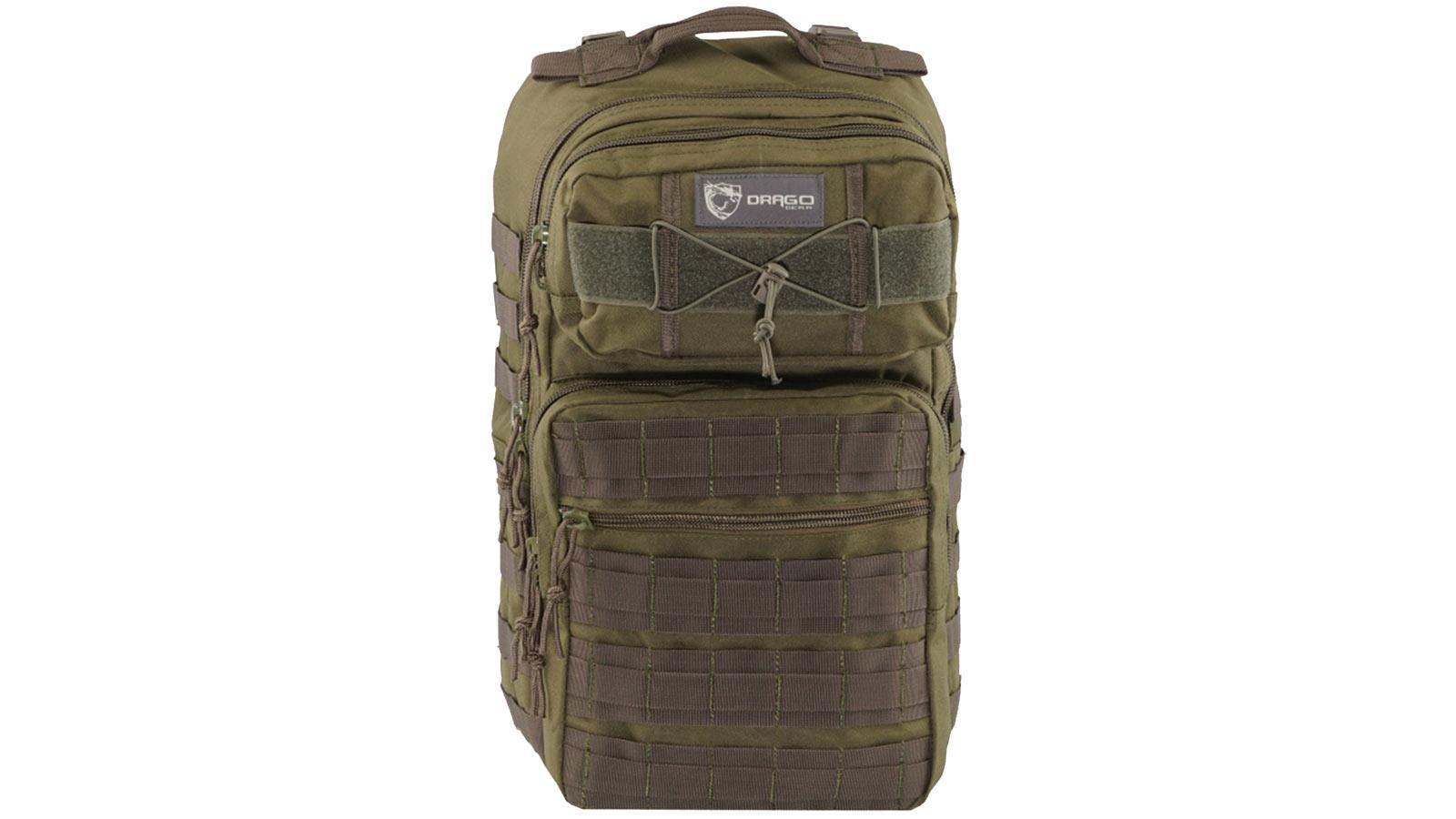 Drago Ranger Laptop Backpack Green