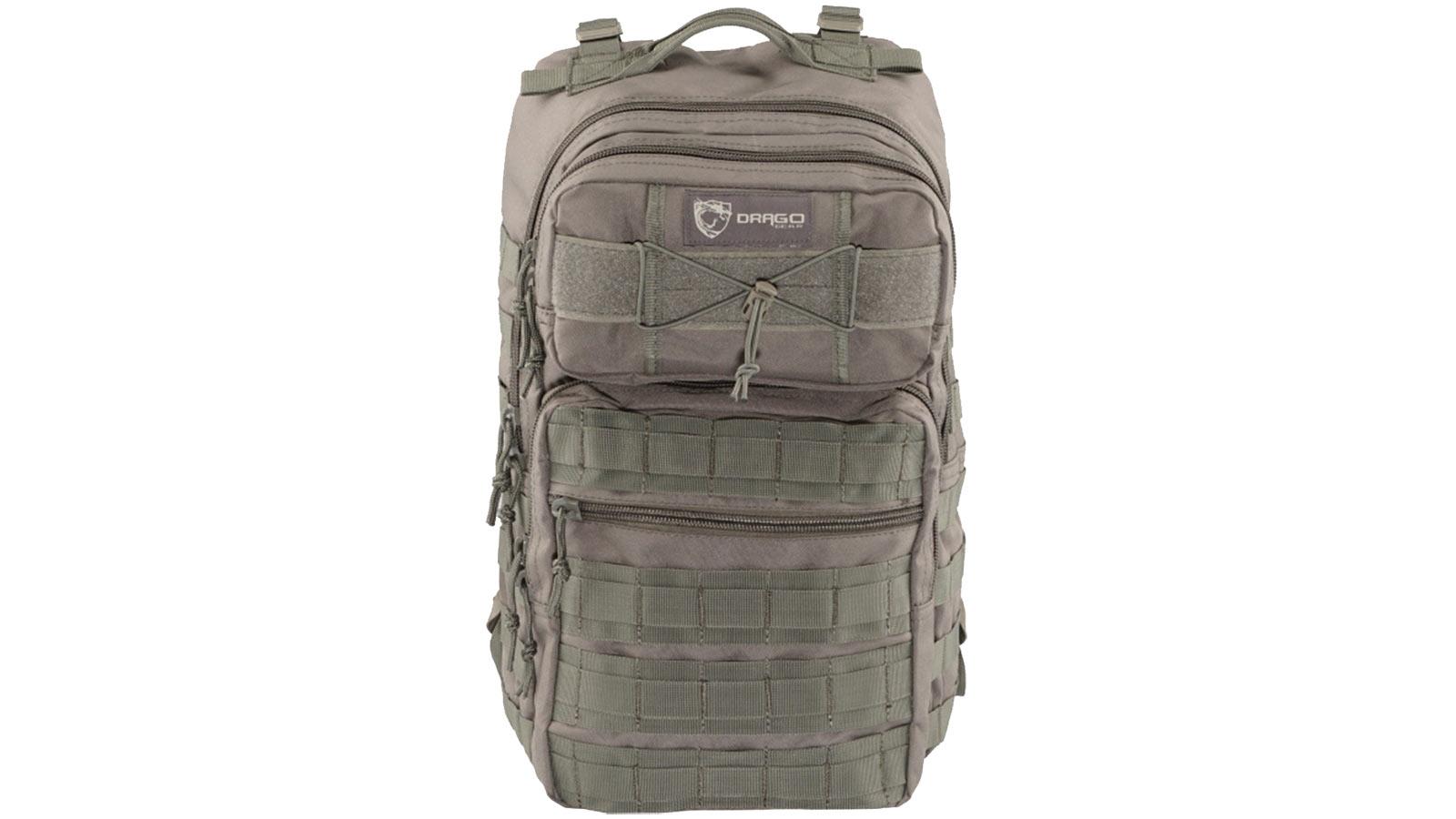 Drago Ranger Laptop Backpack Seal Gray