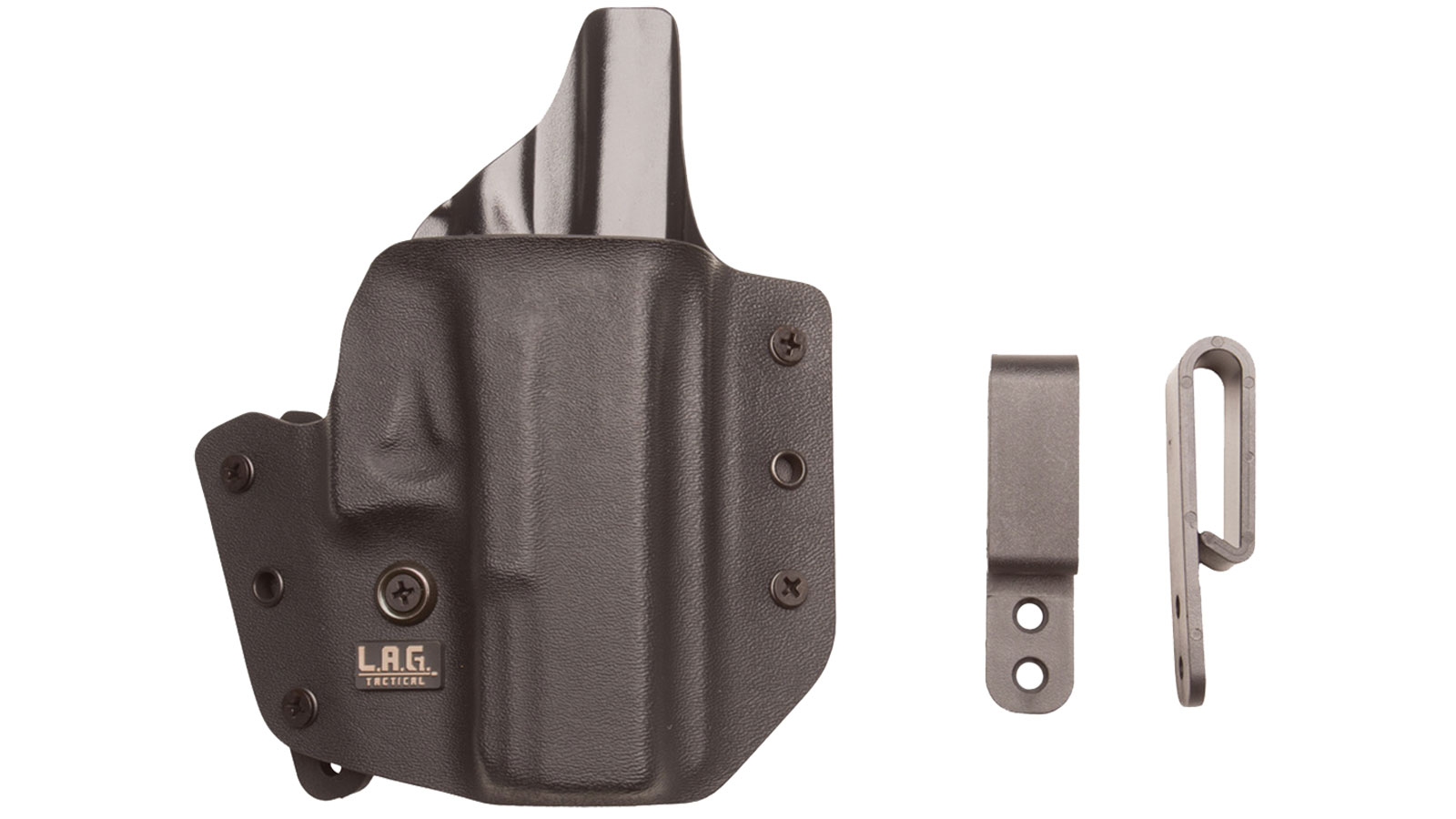 L.A.G. Tactical The DEFENDER Black for Sig P250|P320 Sub-Compact