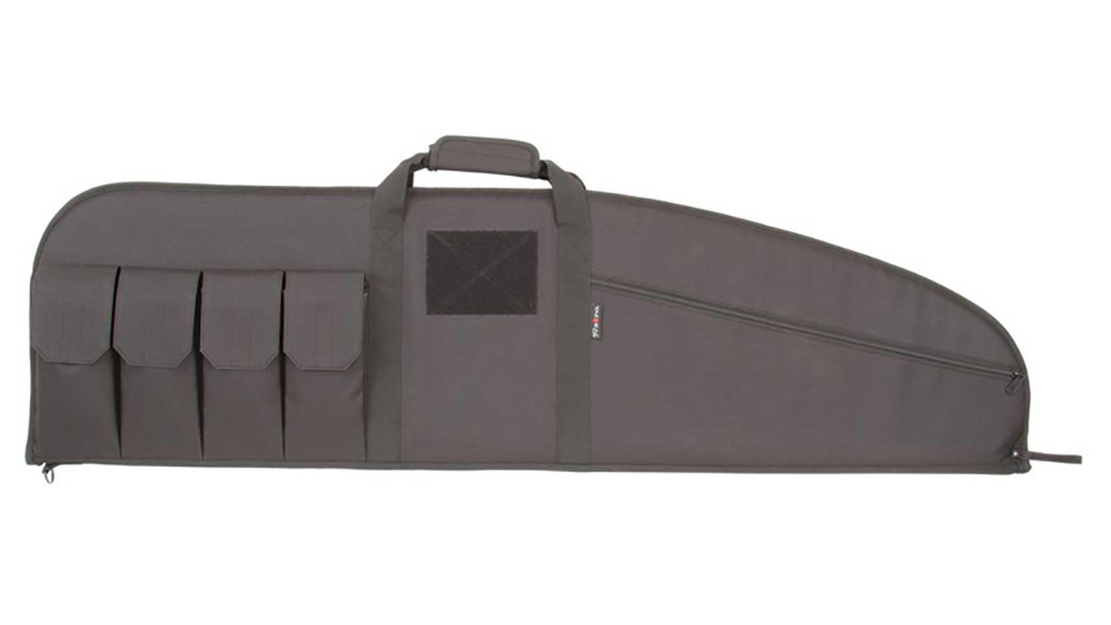 Allen Company Tactical Rifle Black Soft 46&quot w 6 Pockets 1066