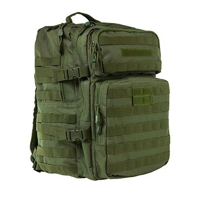 NC Star Assault Backpack Green