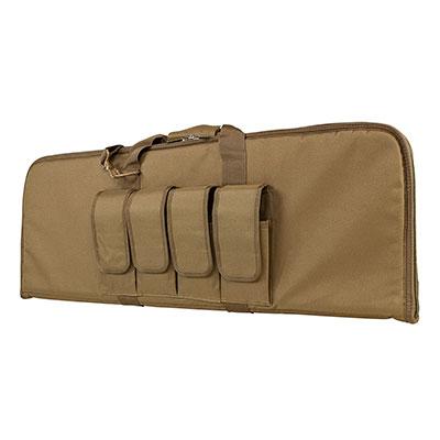 NcStar 2960 Series Carbine Case 36&quot Tan