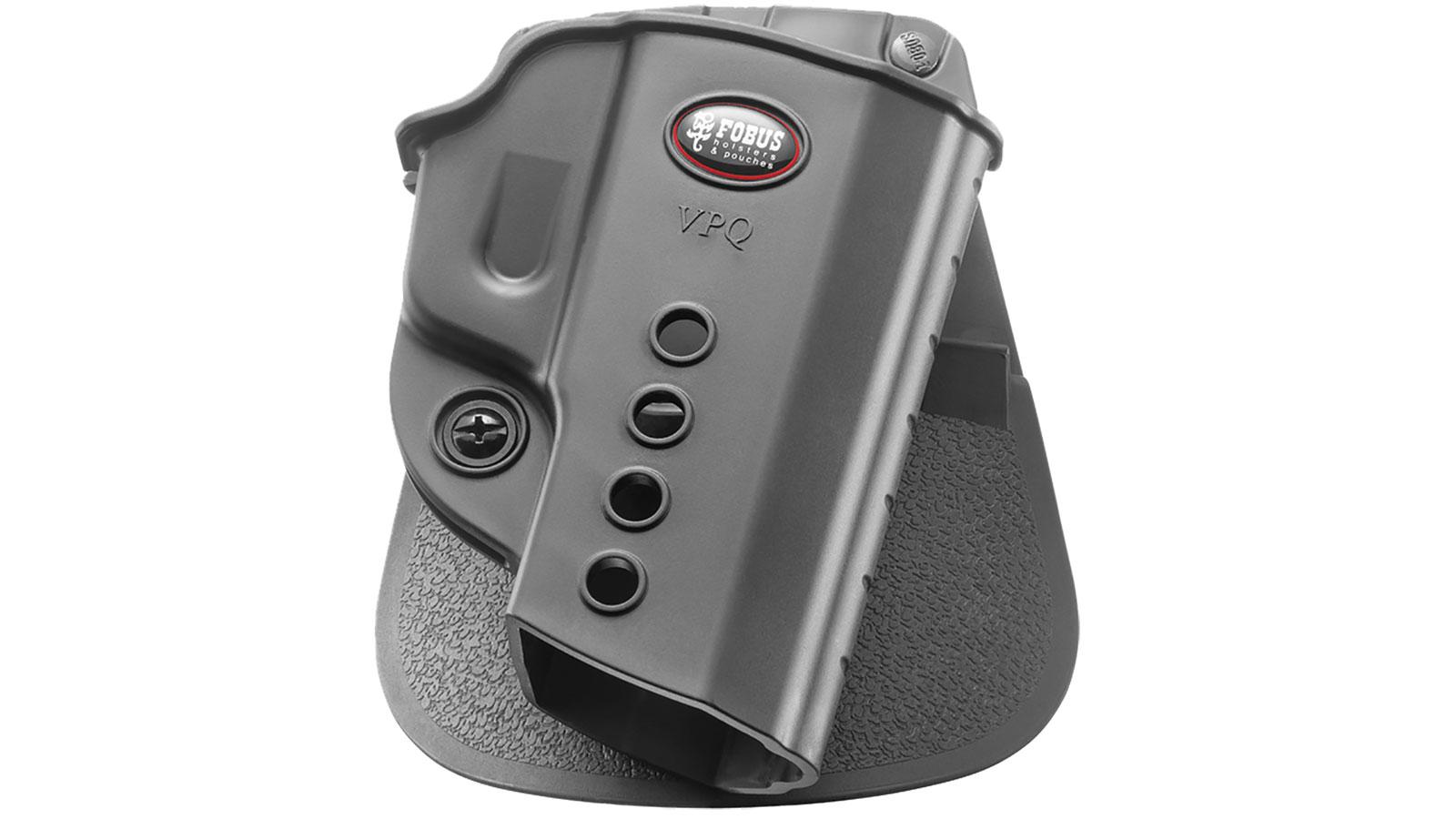 Fobus VPQ Evolution Paddle Grand Power PK1-MK12 Plastic Black