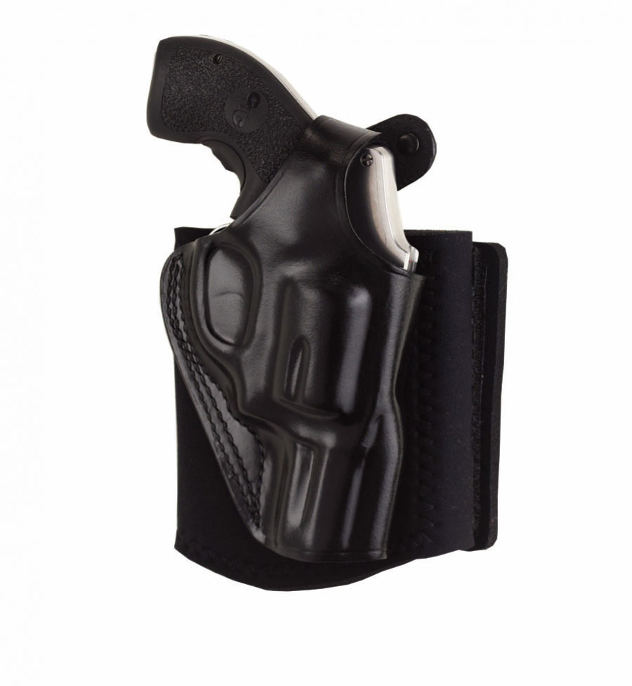 Galco Ankle Glove Black for Glock 19