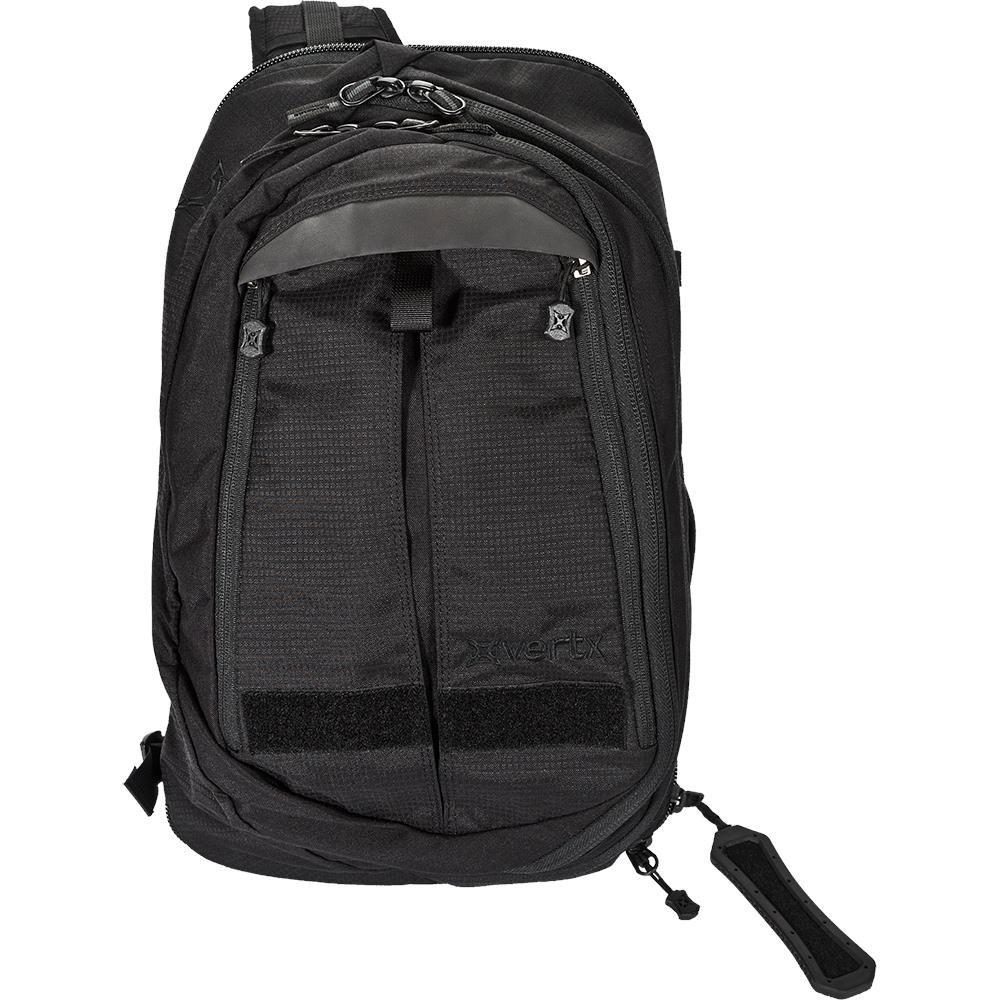 Vertx VTX5010 EDC Commuter Bag Black Shooting Bag Transport Bag 18 x 13 in.  x 6 in.  Black in.