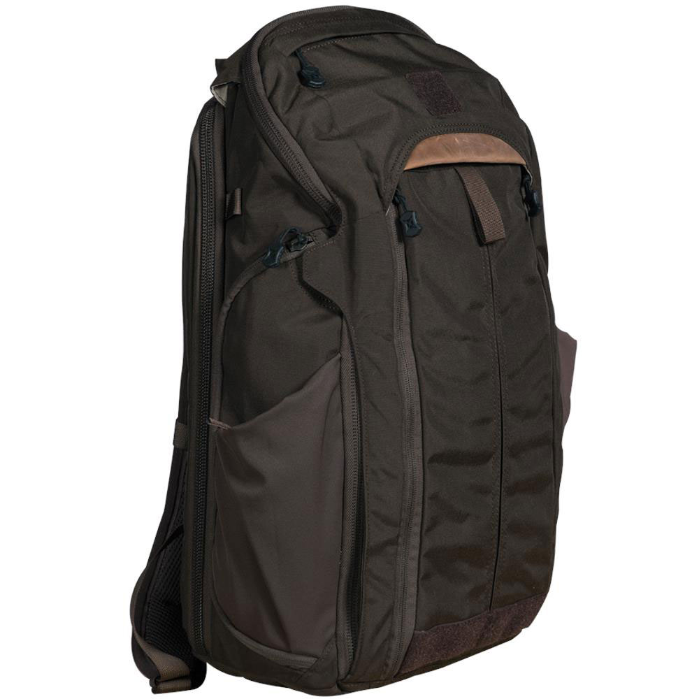 Vertx VTX5015 EDC Gamut Backpack Black Backpack Transport Bag 22 x 14 in.  x 7 in.  Black in.