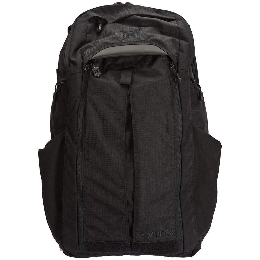 Vertx VTX5020 EDC Gamut Plus Backpack Black Backpack Transport Bag 24 x 16 in.  x 9 in.  Black in.