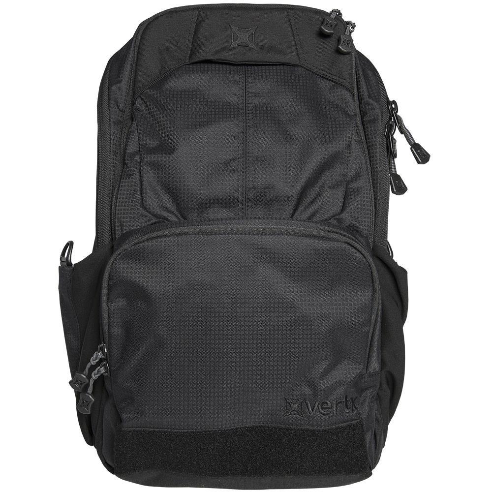 Vertx VTX5035BK EDC Ready Pack  Backpack Cordura Lite Nylon 19 x 11 in.  x 8.5 in.  Black in.