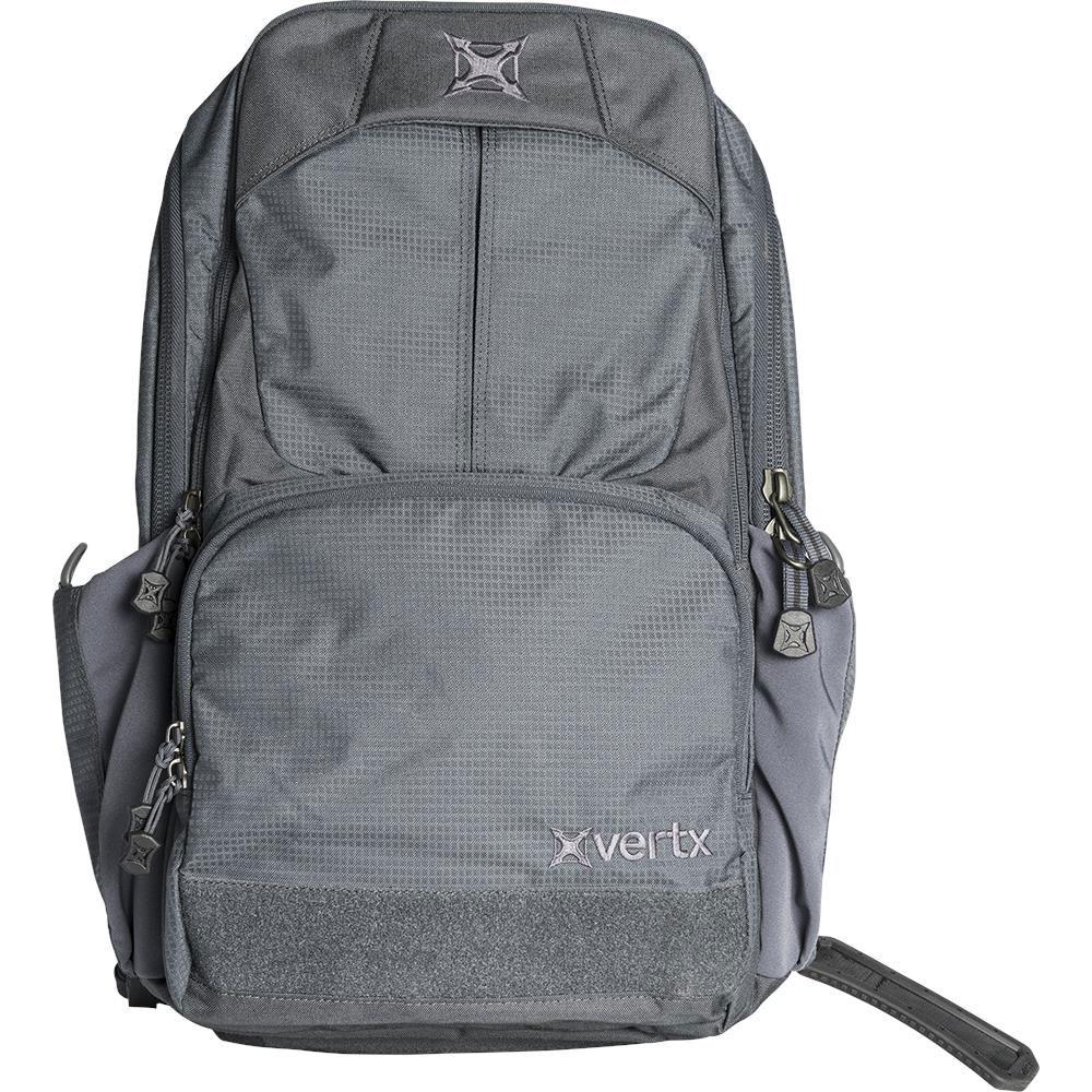 Vertx VTX5035SMG EDC Ready Pack  Backpack Cordura Lite Nylon 19 x 11 in.  x 8.5 in.  Smoke Grey in.