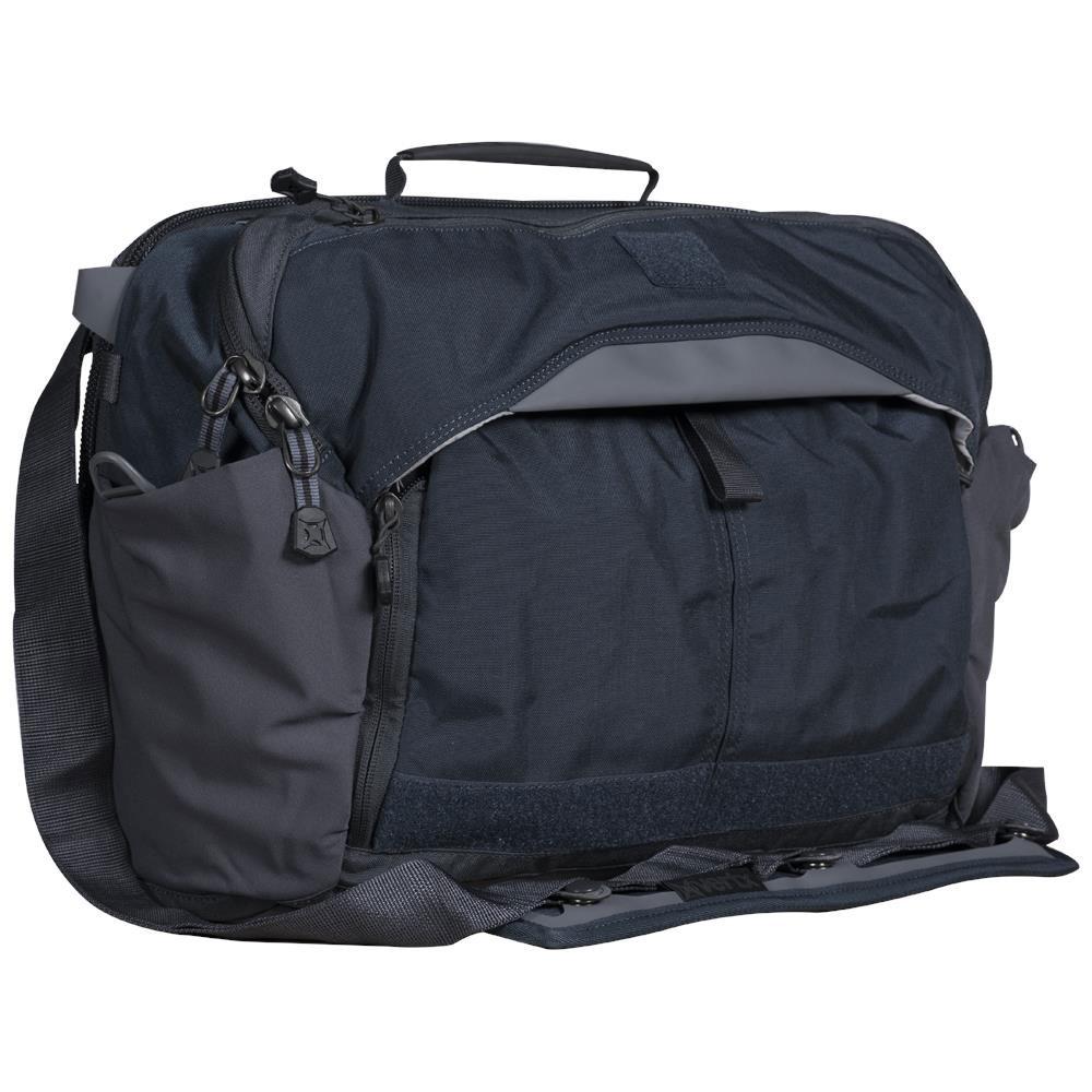 Vertx EDC Courier Bag, Midnight Navy Nylon