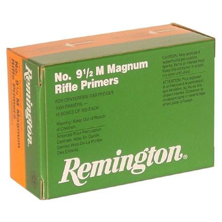 Remington Magazine Rifle Primer 5000PK