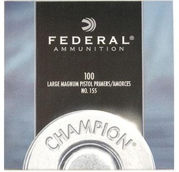 Federal Magnum Pistol Primer Large