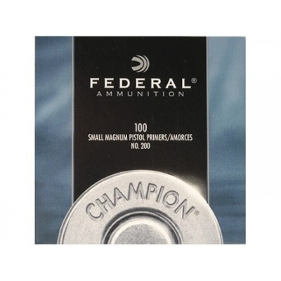 Federal Small Magnum Pistol Primers