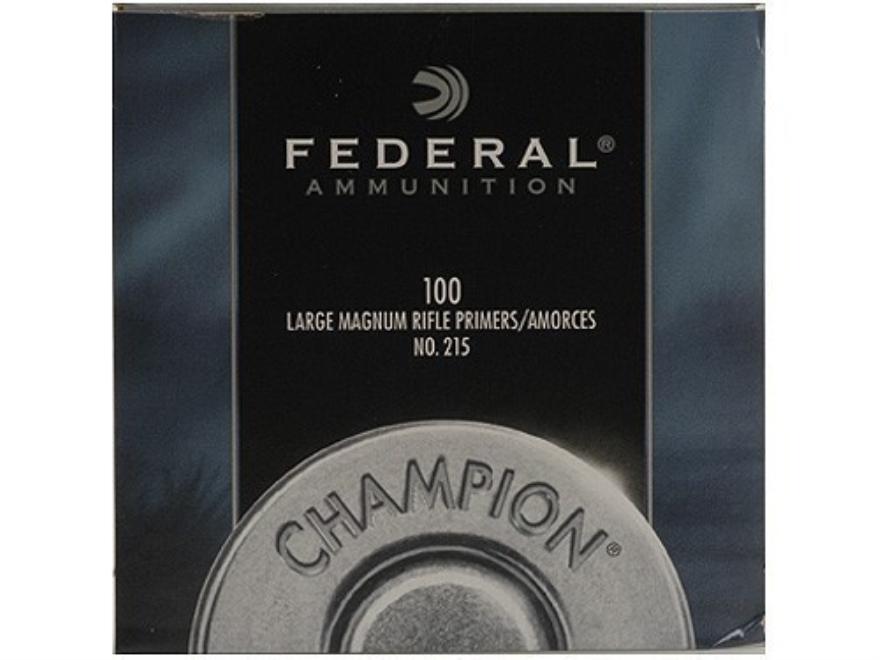 Federal Mag Rifle Primer LG