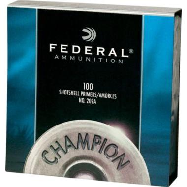 Federal 209 Shotshell Primer