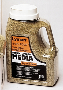 Lyman 7631394 Easy Pour Case Cleaning Media 1 All 6 lb