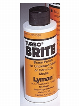 Lyman 7631358 Turbo Brass Polish Universal