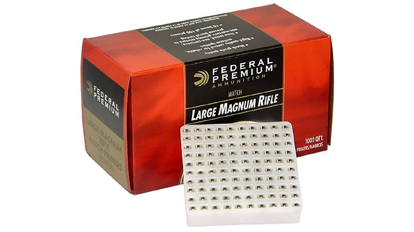 Federal Large Magnum Rifle Primers