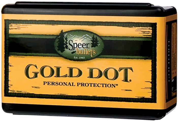 Speer Bullets 3978 DeepCurl Handgun 475 Caliber .475 325 GR Soft Point 50 Box
