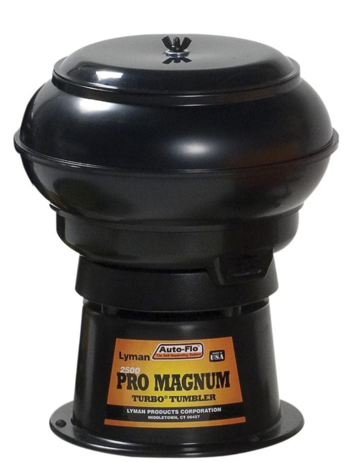 Lyman 7631697 2500 ProMag Auto-FLO TMBLR