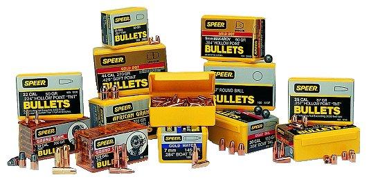 Speer Bullets 4726 Handgun Plinking  9mm .355 124 GR Total Metal Jacket Flat Nose Value Pack 600 Box