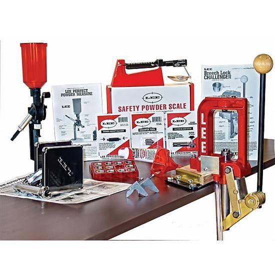 Lee 90030 Breech Lock Challenger Reloading Press Kit