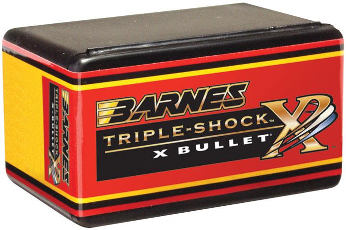 Barnes Bullets 30176 Rifle 22 Caliber .224 Dia 45 GR TSX Flat Base 50 Box