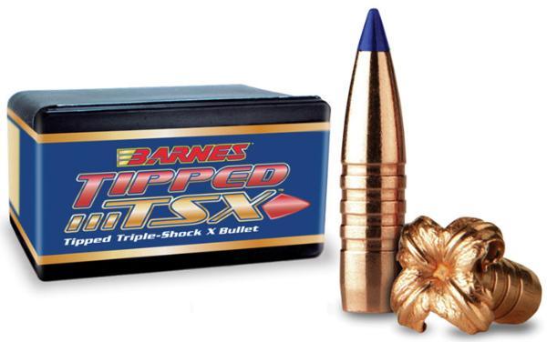 Barnes Bullets 30400 Rifle 8mm .323 160 GR TTSX BT 50 Box