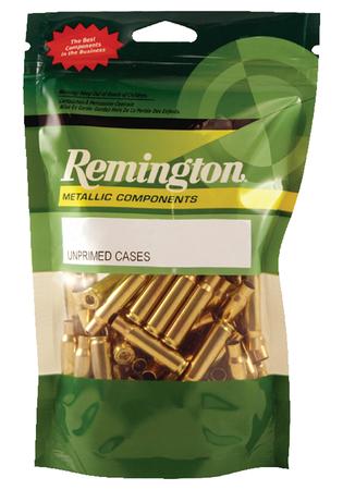 Remington Unprimed Pistol And Revolver Brass