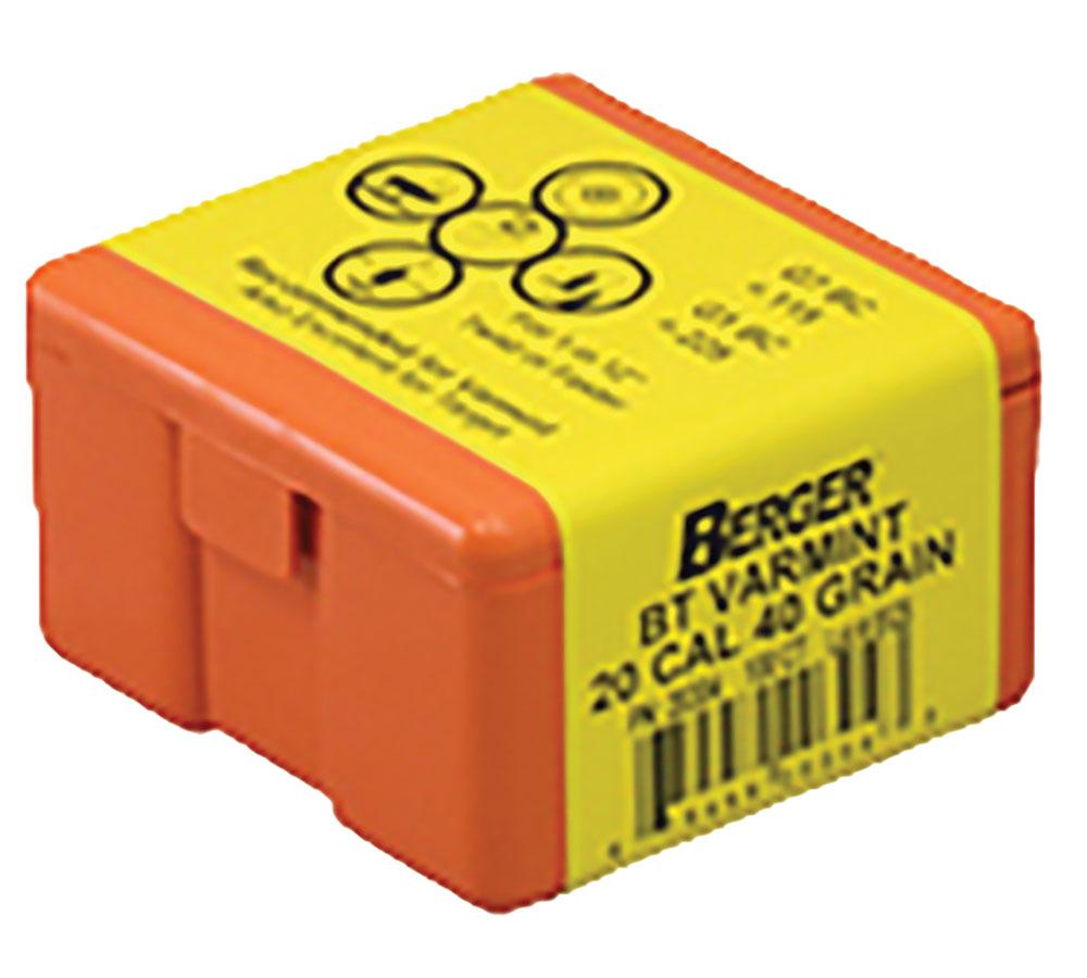 Berger Bullets 20304 Bull .204 40G Varmint Bt 100