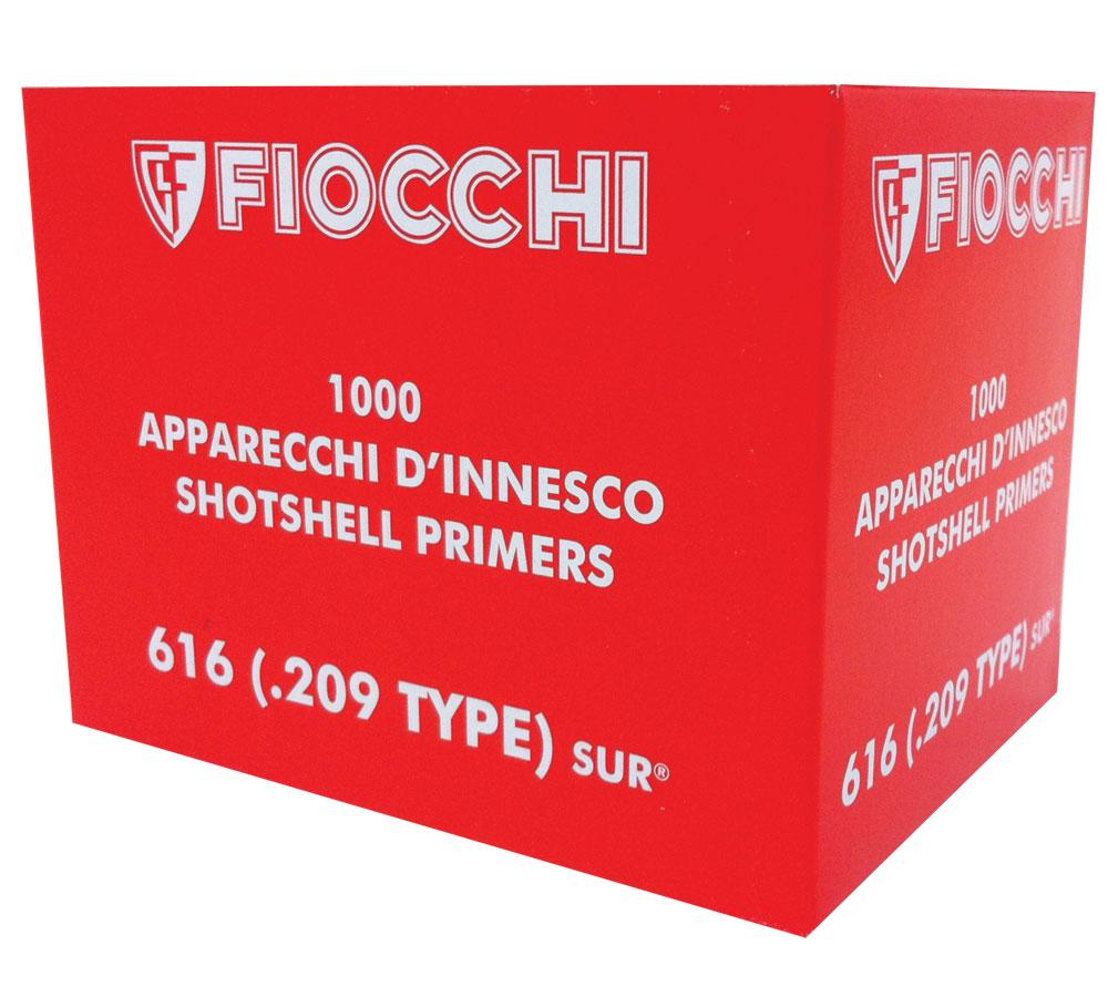 FIO 209 SHOTSHELL PRIMER