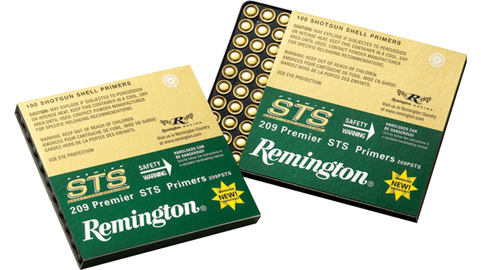 Remington Ammunition 209PSTSB Premier Shot-to-Shot