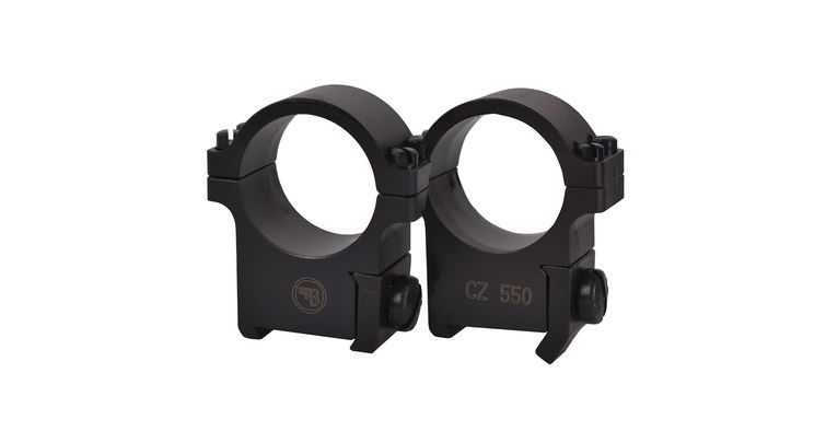 CZ-USA Scope Rings Ckk 602 and Cz 550