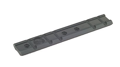 Ruger 90228 Weaver Style Base Adapter For Ruger MKI|MKII|MKIII Black Finish
