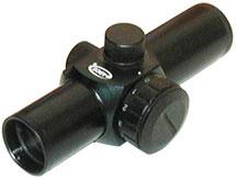 Adco International A1B Alpha Sight 1 inch Black