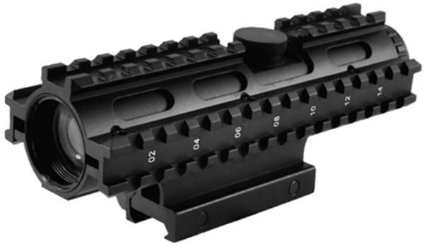 NCStar SC3RSP432B Tactical 3R 4X32 P4
